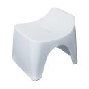 シンカテック ヒューバス 風呂椅子 高さ20cm H20 ホワイト