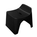 シンカテック ヒューバス 風呂椅子 高さ20cm H20 ブラック