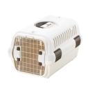 リッチェル キャンピングキャリー S 超小型犬・猫・うさぎ用 アイボリー