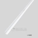 アルミアングル ホワイト 0.8×15×15×1820 TO−312