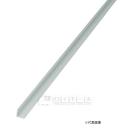 アルミアングル シルバー 1.5×10×20×1000 TN−044