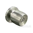 朝日工業 三和サッシ特殊錠 内カギ付 R−34 シルバー