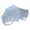 キャプテンスタッグ EVAサイクルカバー レギュラー(27型以下) シルバー