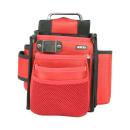 SK11 紅 腰袋3段 レッド