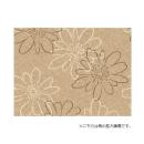 すべりにくい つまづきにくい 超薄型吸着廊下敷き 78×180cm 花柄 BFS−7801