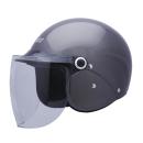ユニカー セミジェットヘルメット Ver.F2 BH−25G ガンメタ
