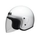 ユニカー ジェットヘルメット BH−30S シルバー