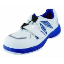 丸五 マンダムセ−フティー 741 ホワイト/ブルー 26.5cm