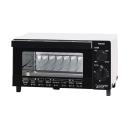 山善 4段階火力切替式 オーブントースター YTB-D100 ホワイト