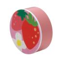 ディアキチ ワザアリテープ マグネットテープホルダー付 細幅 (15mm) ピンク