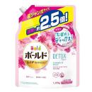 ボールド 柔軟剤入り洗剤 アロマティックフローラル&サボンの香り つめかえ用 超ジャンボ 1.490kg