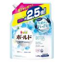 ボールド 柔軟剤入り洗剤 フレッシュピュアクリーンの香り つめかえ用 超ジャンボ 1.490kg