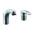 【ロイサポート用】LIXIL 洗面化粧台用シングルレバー洗髪シャワー混合水栓 RLF−682Y