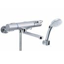 LIXIL サーモスタット付シャワーバス水栓 (エコフルスイッチシャワー・メッキ仕様) RBF−814W
