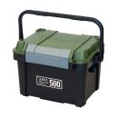 シールドボックス シャット 500X ブラック/グリーン