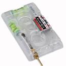 アカツキ製作所 電工職人水平器 検電テスター付ND951T