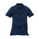 イーブンリバー ソフトドライポロシャツ 半袖 LL ネイビー NR416