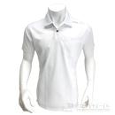 和玄屋×イーブンリバー ドライシールポロシャツ 半袖 L ホワイト