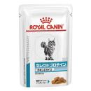 ロイヤルカナン 食事療法食 猫用 セレクトプロテイン チキン&ライス ウェット パウチ 82g
