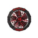 バートル AC271 エアークラフト ファンユニット スパイダーレッド