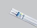 マサル工業 テープ付ニュー・エフモール0号【10本入】 ホワイト SFTHH02