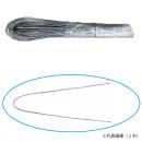 メッキ結束線 ♯21×350 1束