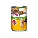 ペディグリー 子犬用 缶 ビーフ&緑黄色野菜 400g