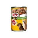 ペディグリー 成犬用 缶 角切り ビーフ&緑黄色野菜 400g