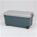 アイリス RV BOX 1000 グレー/ダークグリーン