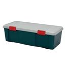 アイリス RV BOX 900D グレー/ダークグリーン