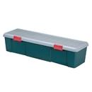 アイリス RV BOX 1150D グレー/ダークグリーン