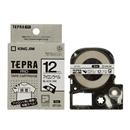 キングジム テプラPRO テープカートリッジ アイロンラベル 12mm幅 SF12K