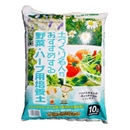 ハイポネックス 土づくり名人がおすすめする野菜・ハーブ用培養土 10L