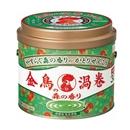 KINCHO 金鳥の渦巻 森の香り 缶 30巻入