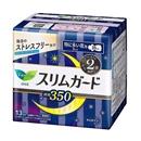 ロリエ スリムガード 特に多い夜用 羽つき 35cm 無香料 13コ入