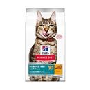 サイエンス・ダイエット インドアキャット 室内猫の毛玉・体重ケア シニア 7歳以上 高齢猫用 チキン 2.8kg
