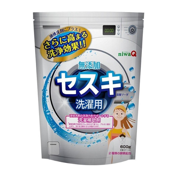 洗濯補助用セスキ炭酸ソーダ