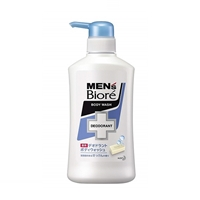 メンズビオレ 薬用デオドラント ボディウォッシュ 清涼感のあるせっけんの香り 本体 440mL