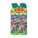 エアコン洗浄スプレー 防カビプラス フレッシュフォレストの香り 420mL×2本パック