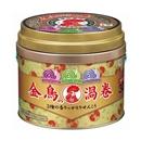 KINCHO 金鳥の渦巻 3種の香り (ローズ・森・ラベンダー) 缶 30巻入