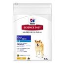 サイエンス・ダイエット シニア 7歳以上 高齢犬用 小粒 チキン 3.3kg