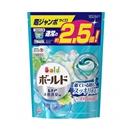 ボールド ジェルボール3D 爽やかプレミアムクリーンの香り つめかえ用 超ジャンボ 44個入り