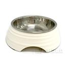 イエモア ペット用食器 Sサイズ 白色 ML991301-S-WH
