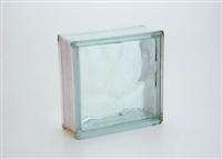 ガラスブロック95 ウェーブ95無色(1カートン6個入)
