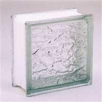 ガラスブロック95 トバ 無色(1カートン6個入)