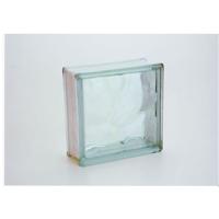 ガラスブロック95 クリアー 無色(1カートン6個入)