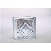 ガラスブロック95 ウ゛ェスタ 無色(1カートン6個入)