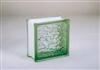 ガラスブロック95 トバ グリーン(1カートン6個入)