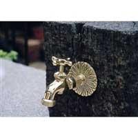 アニマル蛇口4型 真鍮