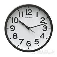 URBANITA 掛け時計 濃茶 JWCL−811BR